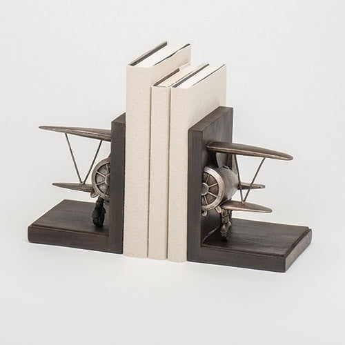 Airplaine The Journey Bookends Christian Gift Home Or Office