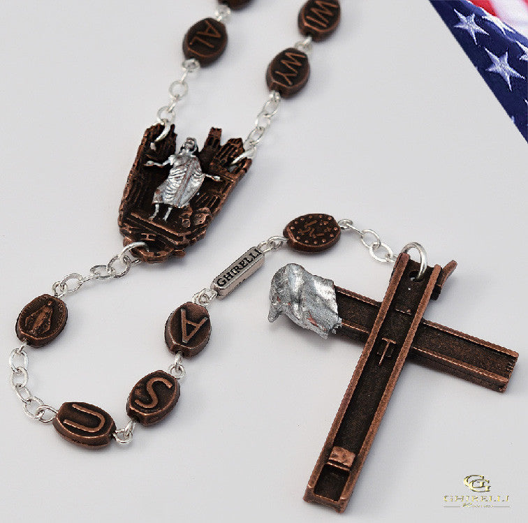 9/11 Remembrance Rosary By Ghirelli SOLD OUT