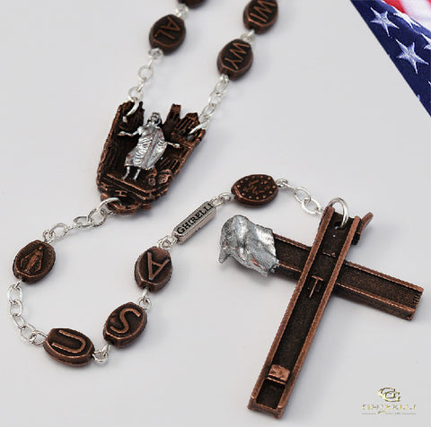 9/11 Remembrance Rosary By Ghirelli