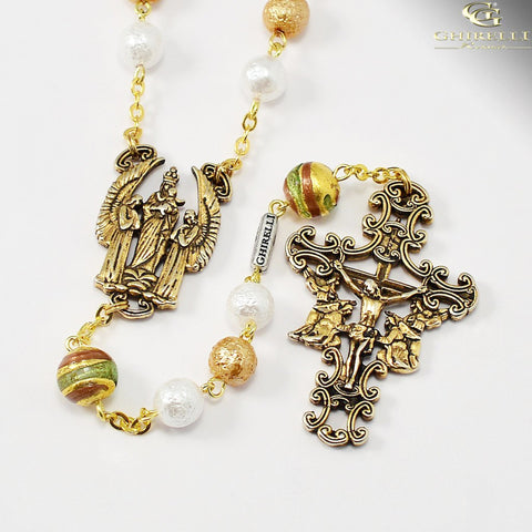 Holy Archangels Rosary by Ghirelli