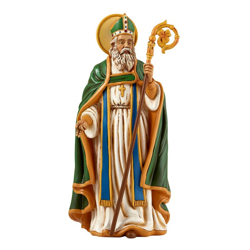 Amazing Saint Patrick statue from Avalon Gallery