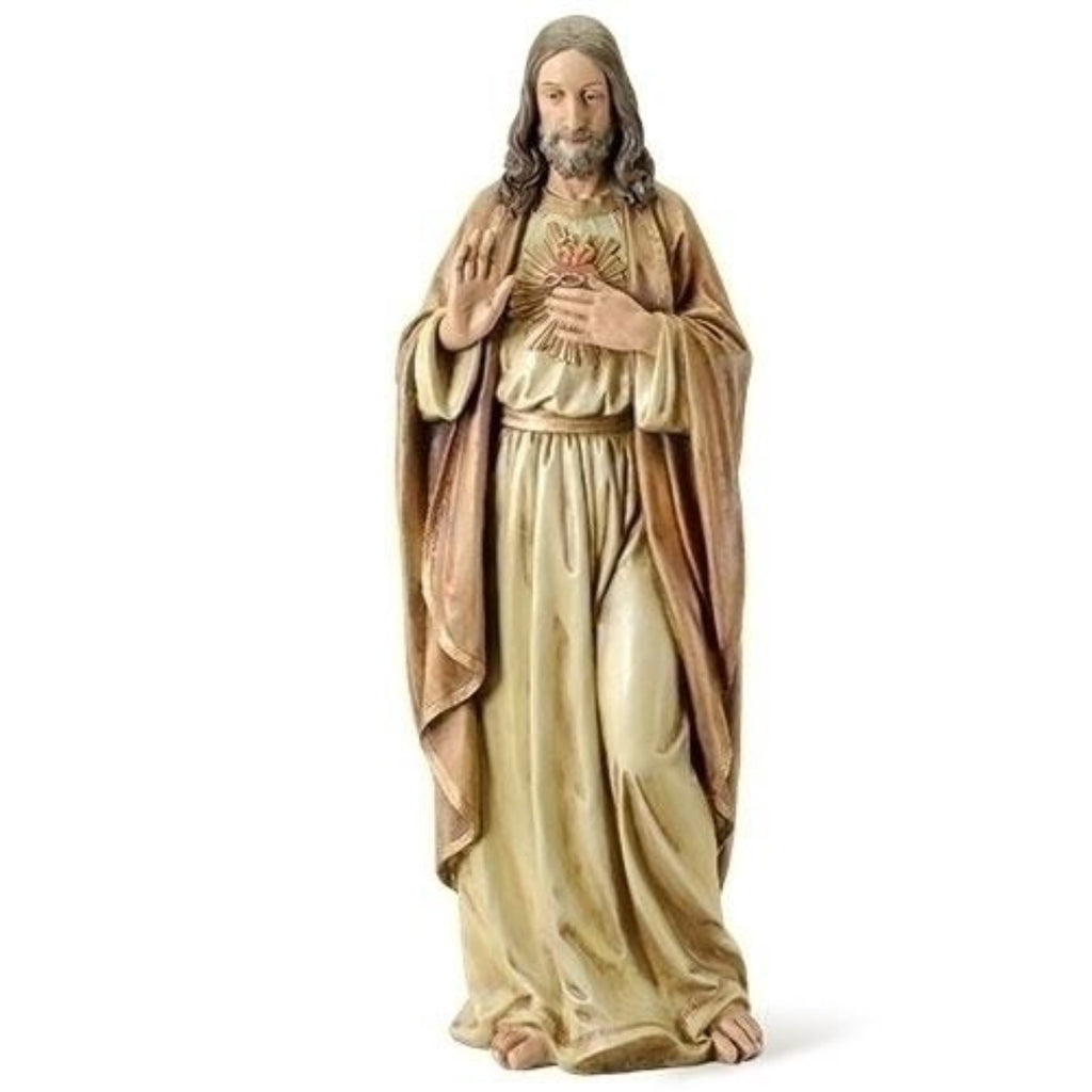 SACRED HEART OF JESUS CHURCH SIZE STATUE