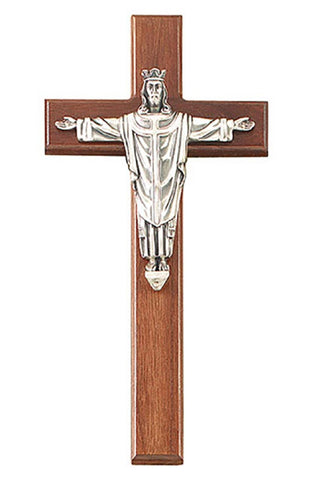 Christ The King Wooden Wall Cross