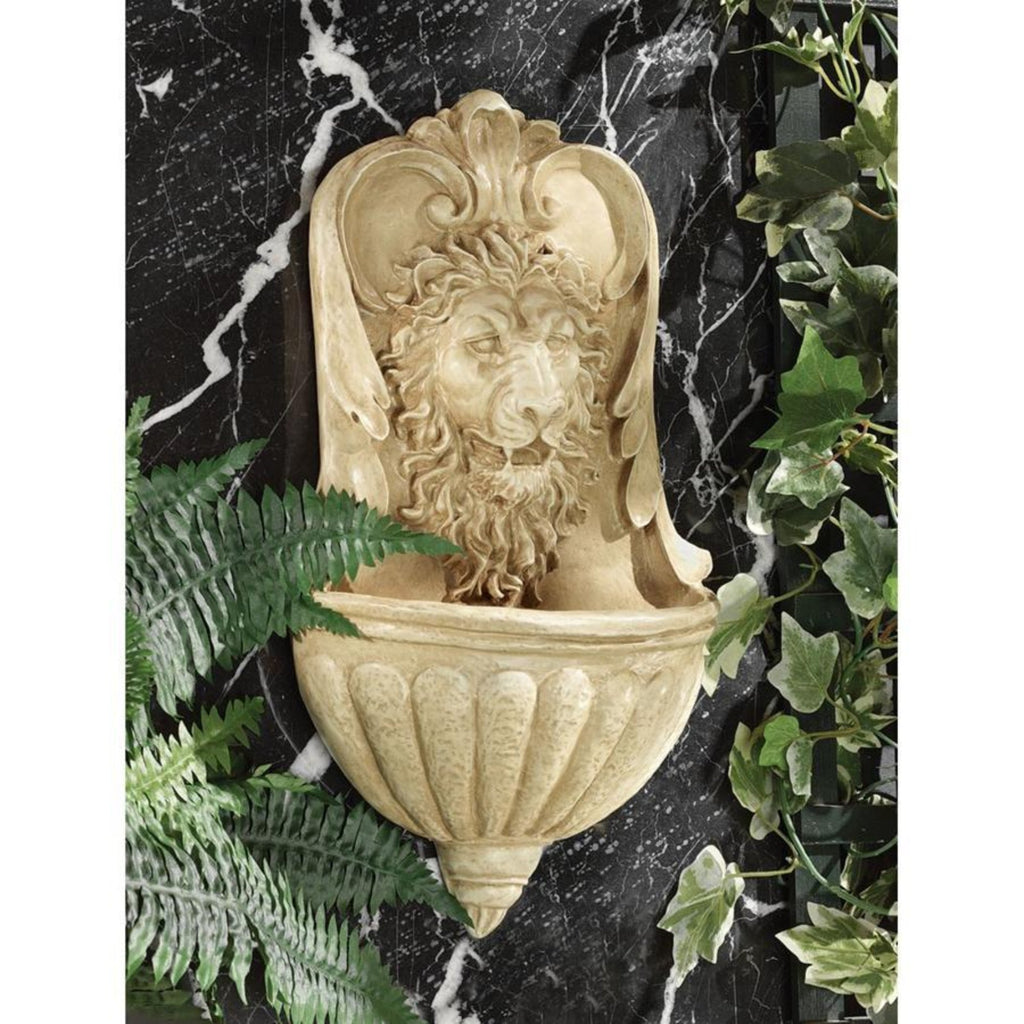 Lion Wall fountain for home or garden
