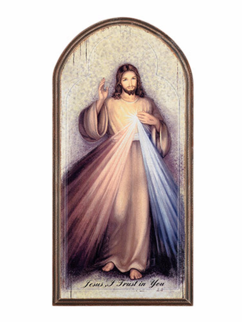 Divine Mercy of Jesus Icon