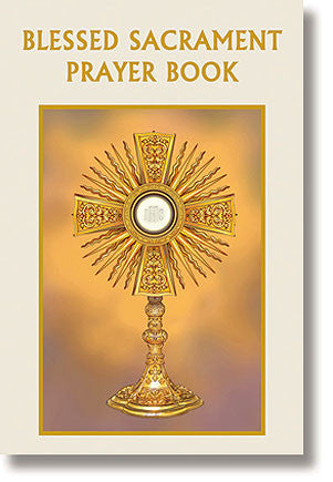 Blessed Sacrament Prayer Book Set of 12