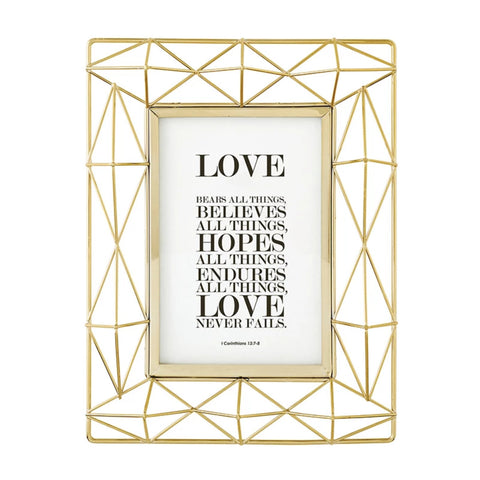 Love Inspirational Framed Art