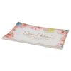 Special Woman Floral Ceramic Trinket Tray