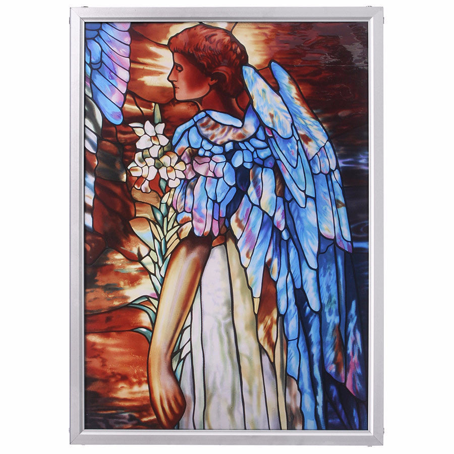 Angel of Light Resurrection Glass Art Stained glass