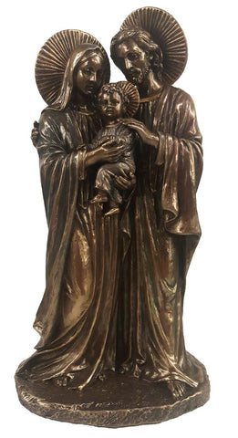 Holy Family Jesus Mary Joseph Statue  Veronese Collection