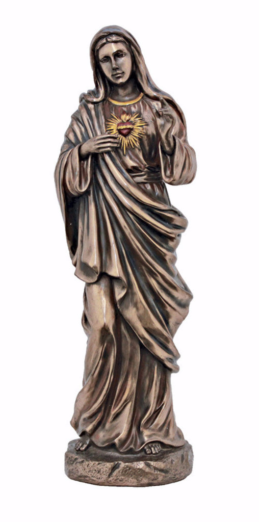 Immaculate Heart Of Mary Statue Veronese Collection