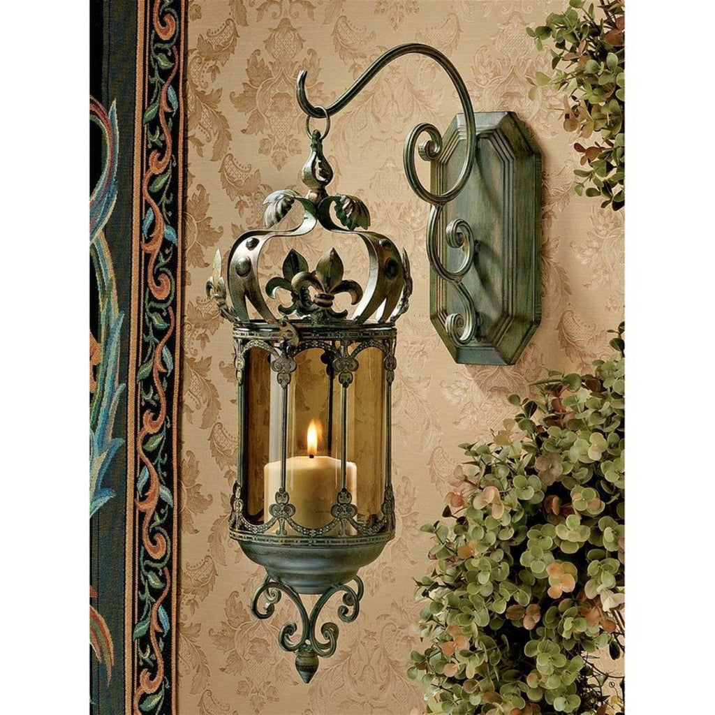 Crown Royale Hanging Pendant Lanterns