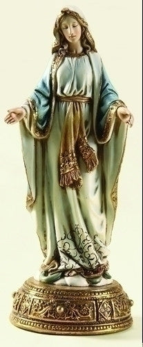 Madonna Our Lady Of Grace Ornate Statue Renaissance Collection