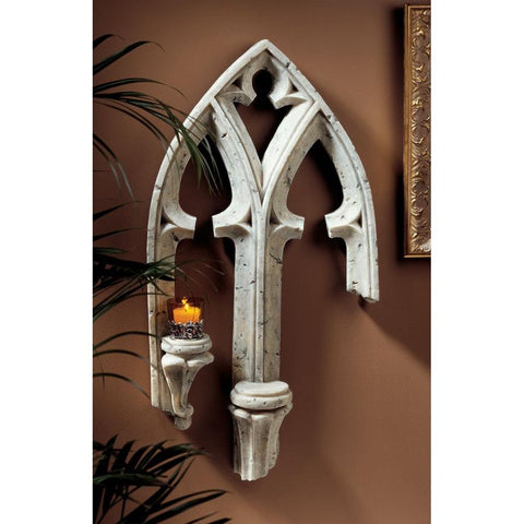 Falkenberg Palace Architectural Wall Fragment Candle Holder