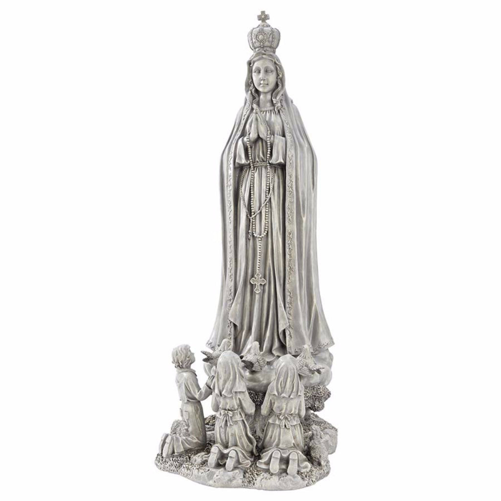 Our Lady Of Fatima Large Size Catholic Statue