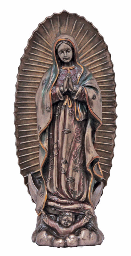 Our Lady Of Guadalupe Statue Veronese Collection