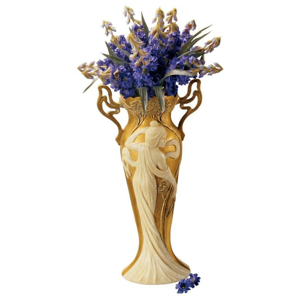 Salon Michele Art Nouveau Vase
