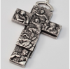 Vatican Museums Silver Plated Rosary  By Ghirelli