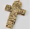 Vatican Museums gold plated Rosary  By Ghirelli