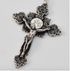Our Lady of Fatima Silver Plated Rosary By Ghirelli