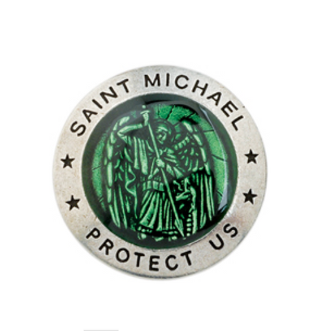 Saint Michael Pocket Token  Made In USA