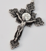 Our Lady of Lourdes Silver Plated Rosary