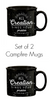 All Creation Sings Your Praise Mugs  Set of 2