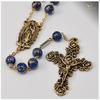 Our Lady of Guadalupe gold plated rosary