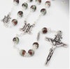 Annunciation Rosary - Glass Rosary Beads