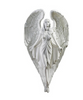 Spiritual Angel Wall Sculpture