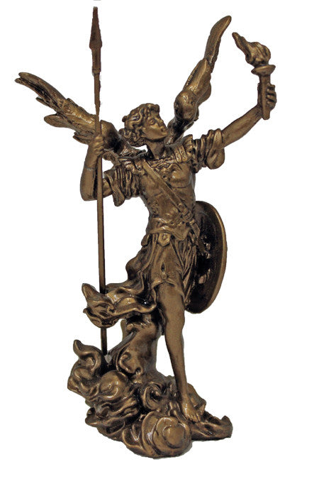 Archangel Uriel Figure - God Is Light