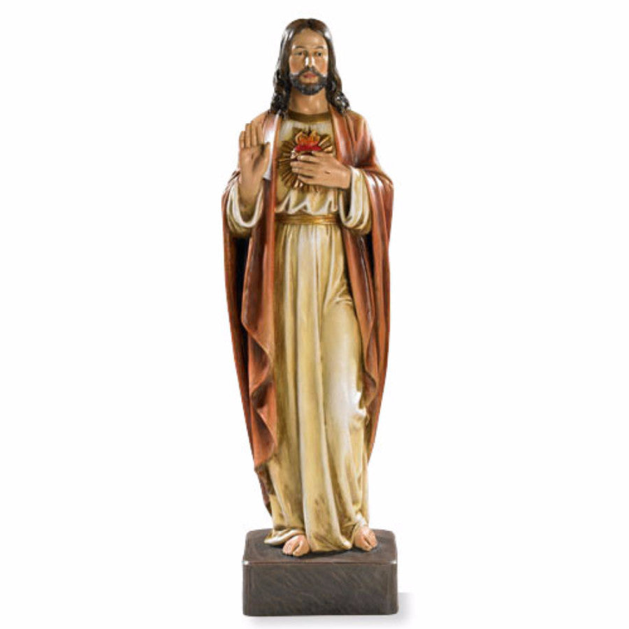Sacred Heart of Jesus Large Church Catholic Jesus Statue