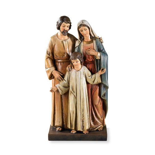 Jesus Holy Family Statue Virgin Mary Jesus Joseph