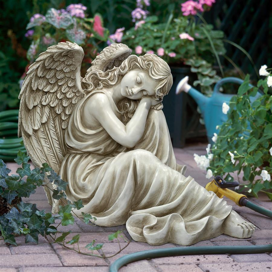 Angel Of Harmony And Ease Garden Angel Loving Memorial Angel