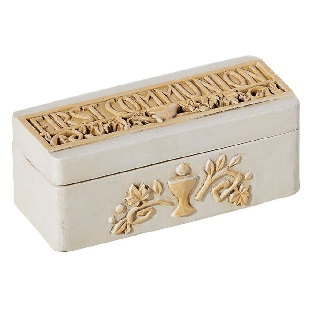 First Communion Keepsake Box For Boy Or Girls