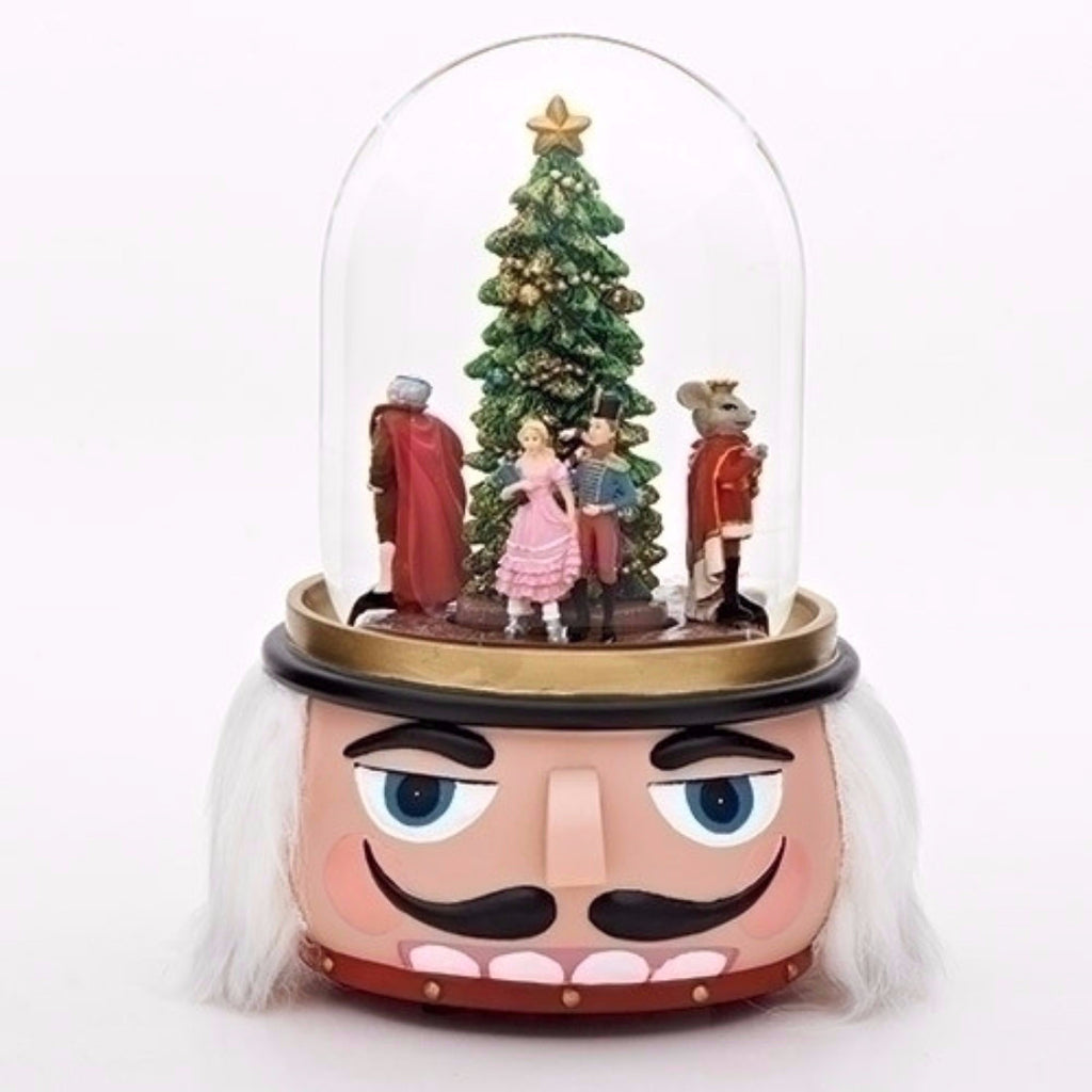 Nutcracker Ballet Musical Globe Christmas Decoration