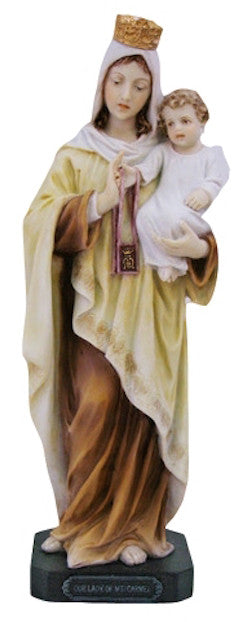 Our Lady Of Carmel Statue Veronese Collection