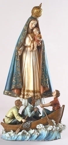 Our Lady Of Charity Caridad Del Cobre Madonna Of Cuba