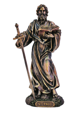 Apostle Saint Paul Statue  -  Veronese Collection