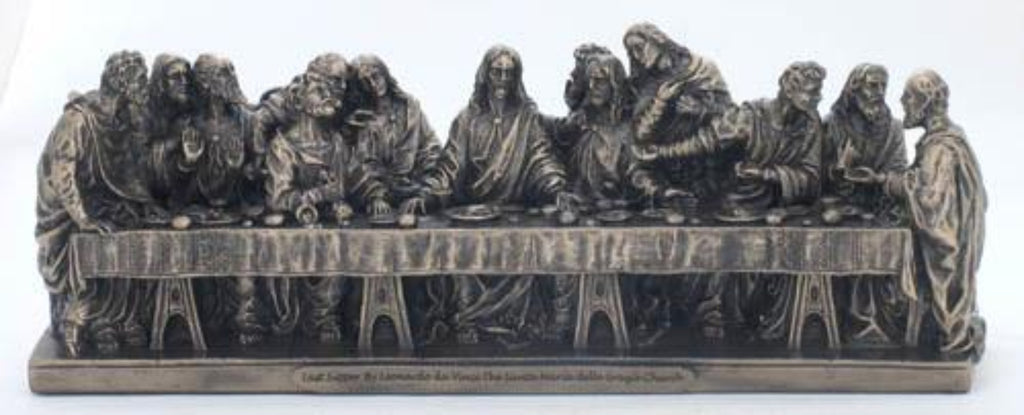 Last Supper Of Jesus Christ Religious Statue SOLD OUT COMING SOON