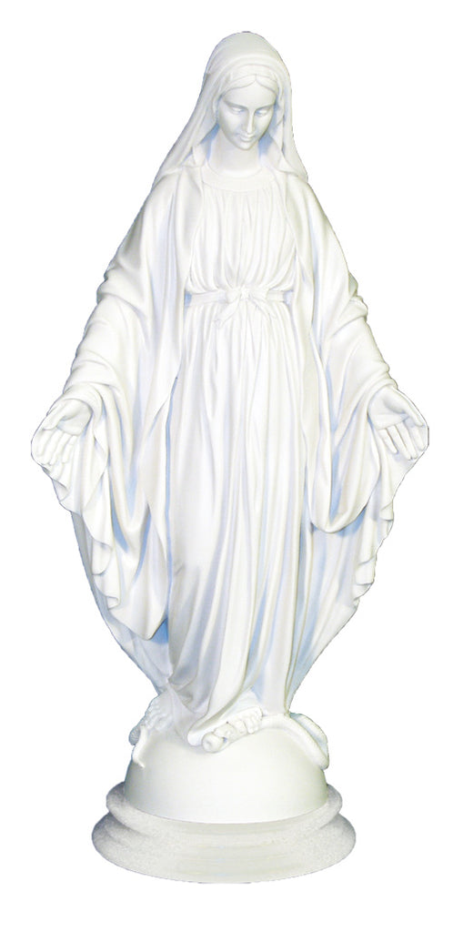Our Lady of Grace large statue