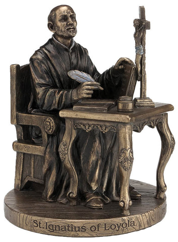 St. Ignatius of Loyola Statue Veronese Collection