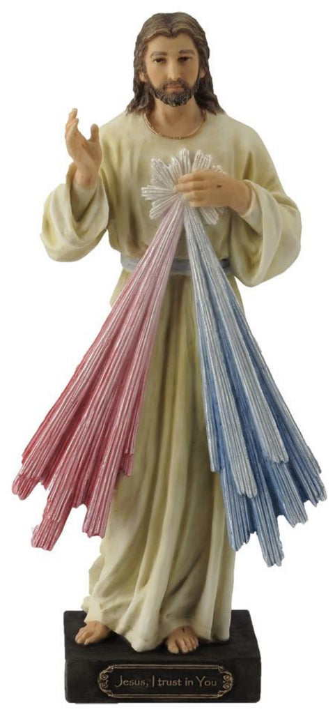 Divine Mercy Of Jesus Statue Veronese Collection