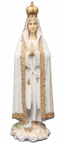 Our Lady Of Fatima Statue 100 Year Anniversary
