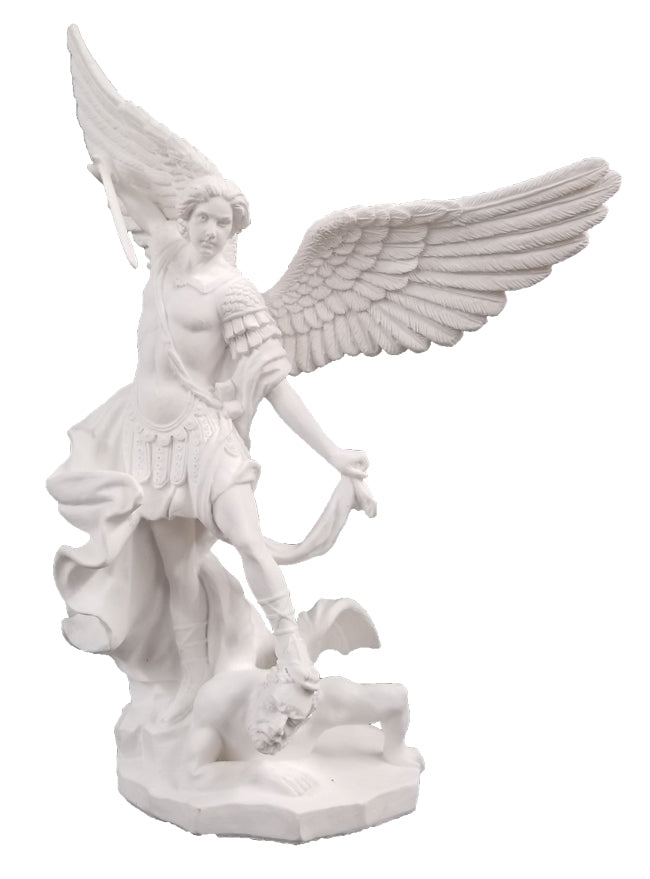 Saint Michael Statue  Protector and Archangel