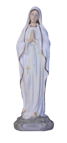 Our Lady Of Lourdes Statue Veronese Collection