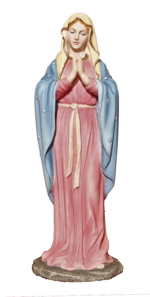 Blessed Madonna Praying Figure  -    Veronese Collection