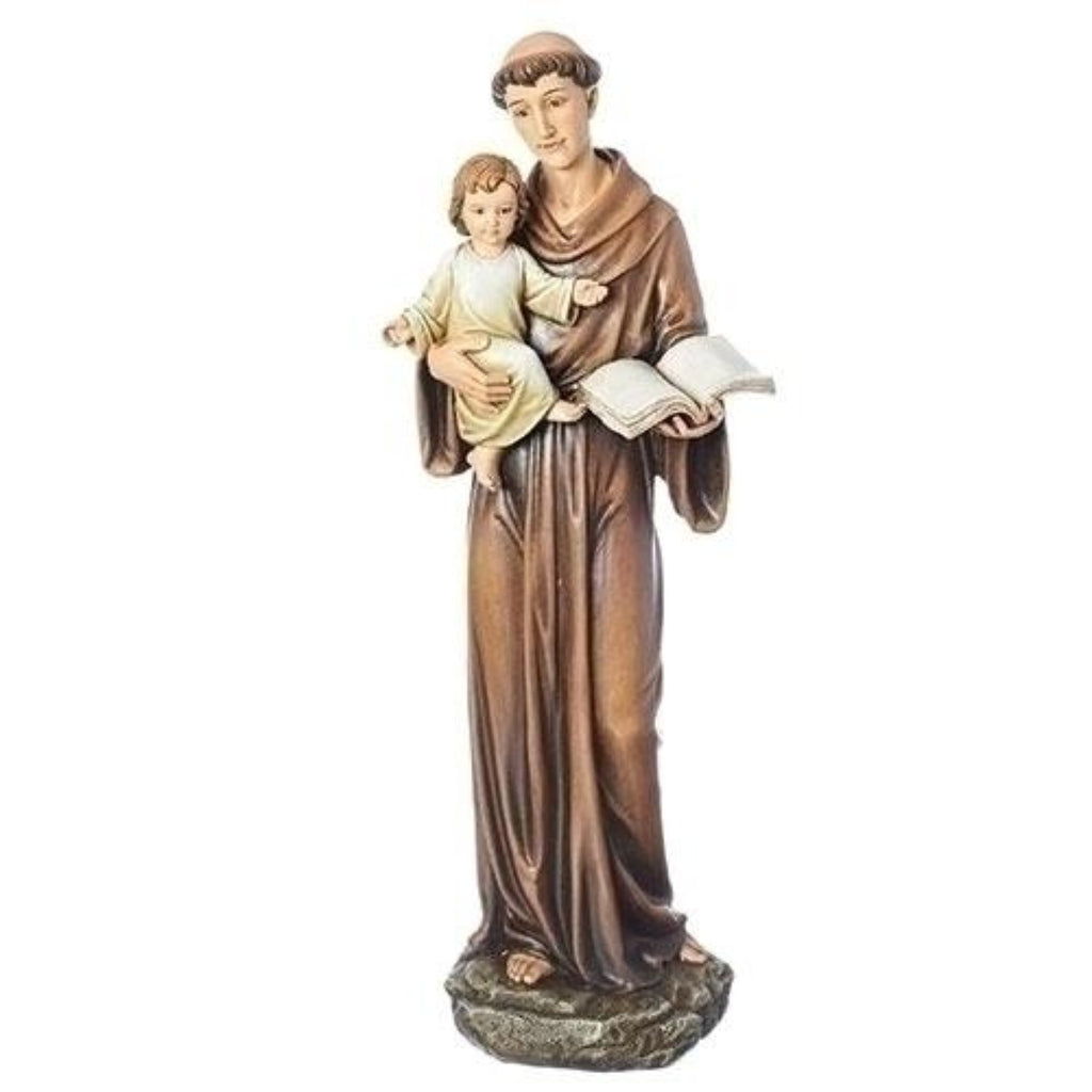 Saint Anthony statue 18 inch tall