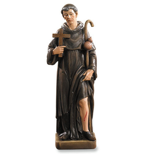 Saint Peregrine Statue Healer of Cancer    Toscana Collections