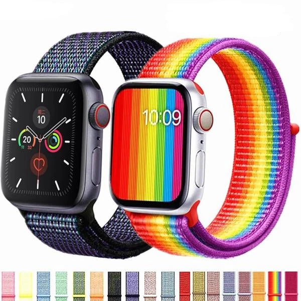 Nylon Band for Apple Watch [42-44mm] - allapple.store